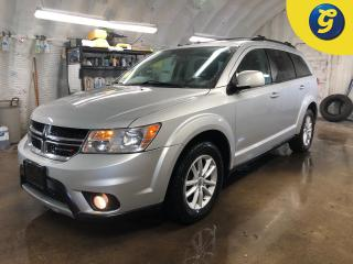 Used 2014 Dodge Journey AS IS SPECIAL******   SXT Edition * Push button ignition * Roof Rack * Keyless/Passive entry * Phone connect * Voice recognition * Dual Climate contro for sale in Cambridge, ON