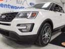 Used 2016 Ford Explorer Sport-NAV , SUNROOF , LEATHER for sale in Edmonton, AB