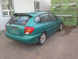 Used 2002 Kia Rio Base for sale in Grande Prairie, AB