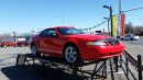 Used 2000 Ford Mustang for sale in Cornwall, ON