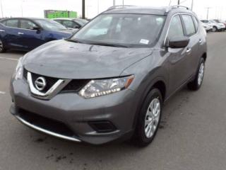 Used 2016 Nissan Rogue S 4dr All-wheel Drive for sale in Edmonton, AB