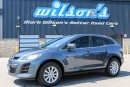 Used 2011 Mazda CX-7 NEW TIRES! LEATHER! SUNROOF! HEATED SEATS! KEYLESS ENTRY! POWER PACKAGE! for sale in Guelph, ON