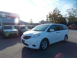 Used 2014 Toyota Sienna 7 PASSENGER for sale in West Kelowna, BC