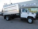 Used 2006 GMC C7500 diesel with new chipper dump for sale in Richmond Hill, ON