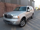 Used 2004 Lincoln Aviator ***SOLD*** for sale in Etobicoke, ON