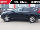 Used 2016 Honda CR-V EX-L for sale in Red Deer, AB