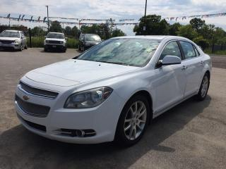 Used 2009 Chevrolet Malibu LTZ * Leather * Sunroof for sale in London, ON