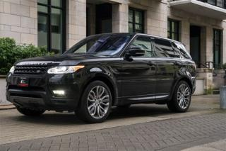 Used 2016 Land Rover Range Rover Sport V8 Supercharged for sale in Vancouver, BC