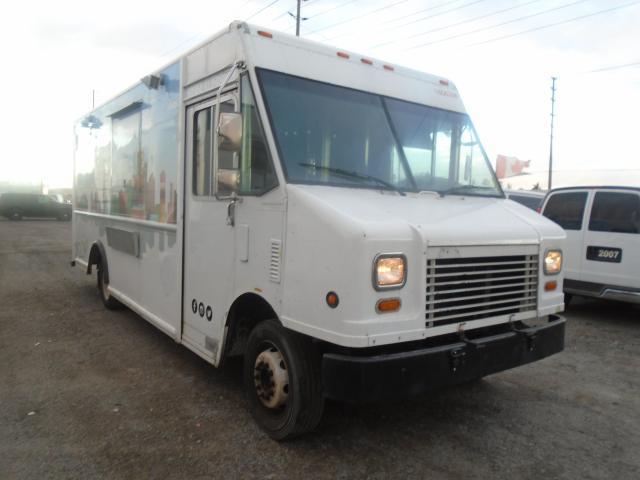 2007 Workhorse 16 foot stepvan food truck