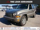 Used 2007 Jeep Liberty sport 4wd for sale in Barrie, ON