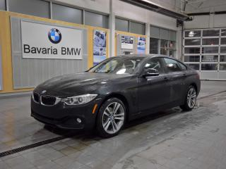Used 2016 BMW 428i xDrive Gran Coupe for sale in Edmonton, AB