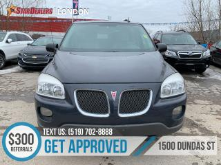 Used 2009 Pontiac Montana SV6 for sale in London, ON