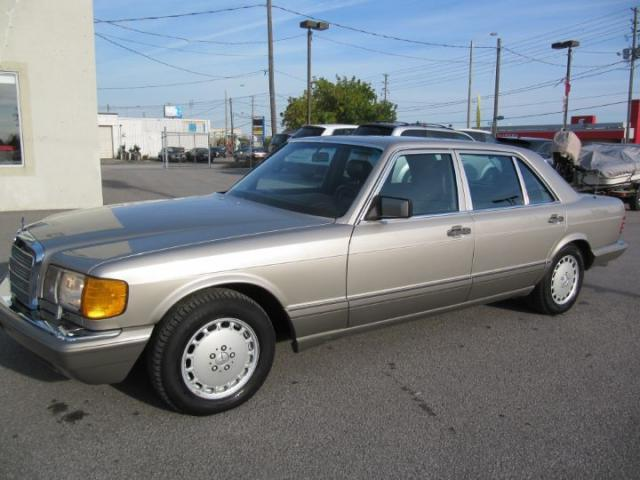 Used 1990 mercedes benz 420sel flag ship 560 sel for sale for Mercedes benz complaints procedure