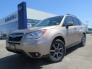 Used 2014 Subaru Forester TOURING PACKAGE 6 SPD. MANUAL for sale in Stratford, ON