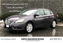 Used 2015 Nissan Sentra 1.8 SL CVT for sale in Surrey, BC