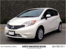Used 2015 Nissan Versa Note Hatchback 1.6 SV CVT for sale in Surrey, BC