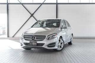 Used 2015 Mercedes-Benz B250 4MATIC for sale in Langley, BC