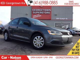 Used 2013 Volkswagen Jetta 2.0L Trendline | HEATED SEATS | POWER OPTIONS for sale in Georgetown, ON