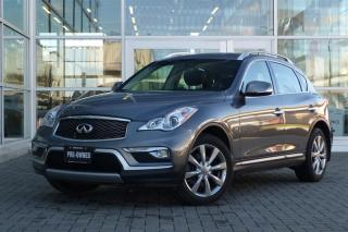 Used 2016 Infiniti QX50 Wagon Back Up Camera! for sale in Vancouver, BC