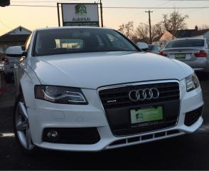 Used 2010 Audi A4 SOLD for sale in Hamilton, ON