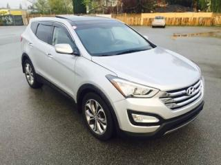 Used 2013 Hyundai Santa Fe for sale in Surrey, BC