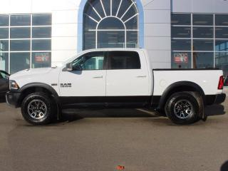 Used 2016 Dodge Ram 1500 Rebel for sale in Peace River, AB