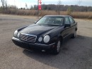 Used 1999 Mercedes-Benz E320 for sale in Orillia, ON