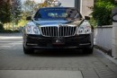 Used 2012 Maybach 57 S for sale in Vancouver, BC