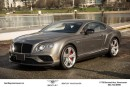 Used 2016 Bentley Continental GT V8 S for sale in Vancouver, BC