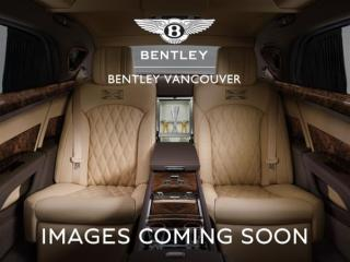 Used 2016 Bentley Continental GT V8 *Bentley Certified Pre-Owned! for sale in Vancouver, BC