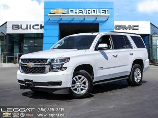 Used 2015 Chevrolet Tahoe LS HEATED LEATHER SEATS | 5.3L V8 |  TOW PACK for sale in Burlington, ON
