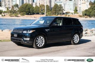 Used 2016 Land Rover Range Rover Sport V6 HSE for sale in Vancouver, BC