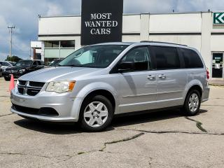 Used 2012 Dodge Grand Caravan SE | AS TRADED - YOU CERTIFY, YOU SAVE!!! for sale in Kitchener, ON