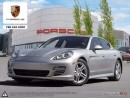 Used 2012 Porsche Panamera High Spec Ultra Low KM Panamera All Wheel Drive for sale in Edmonton, AB