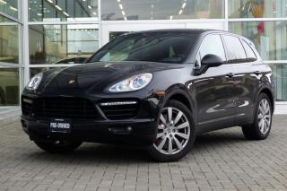 Used 2011 Porsche Cayenne Turbo w/ Tip Loaded! for sale in Vancouver, BC