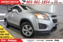 Used 2013 Chevrolet Trax LT| ALL-WHEEL DRIVE| BLUETOOTH AUDIO STREAMING for sale in Mississauga, ON