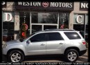 Used 2009 GMC Acadia SLT* AWD* LEATHER* CAPTAIN CHAIRS* A MUST SEE for sale in York, ON