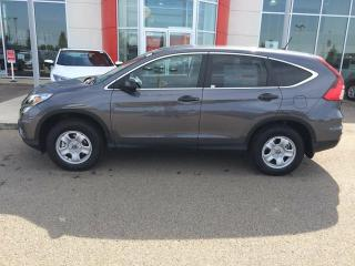 Used 2016 Honda CR-V LX for sale in Red Deer, AB