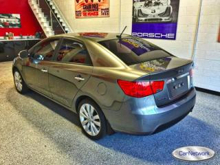 Used 2010 Kia Forte SX for sale in Woodbridge, ON