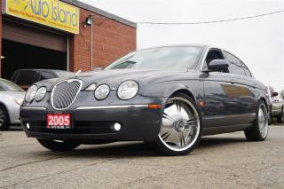 Used 2005 Jaguar S-Type 3.0L for sale in North York, ON