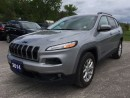 Used 2014 Jeep Cherokee North - UConnect and Fog lights for sale in Norwood, ON