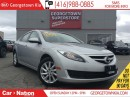 Used 2013 Mazda MAZDA6 GS ALLOY WHEELS| POWER GROUP| BLUE TOOTH | for sale in Georgetown, ON