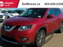 Used 2016 Nissan Rogue NAVIGATION, LEATHER, SUNROOF!! for sale in Edmonton, AB