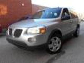 Used 2008 Pontiac Montana Sv6 FWD for sale in North York, ON