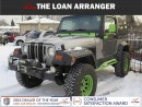 Used 2001 Jeep Wrangler for sale in Barrie, ON