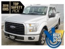 New 2016 Ford F-150 SUPERCREW 4X4 XLT Sport 5.5 ' box for sale in Meadow Lake, SK