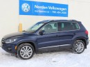 Used 2016 Volkswagen Tiguan for sale in Edmonton, AB