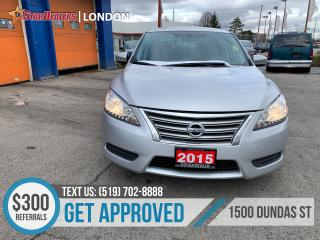 Used 2015 Nissan Sentra for sale in London, ON