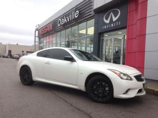 Used 2015 Infiniti Q60 AWD Sport for sale in Oakville, ON