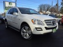 Used 2011 Mercedes-Benz ML 350 SOLD for sale in Hamilton, ON